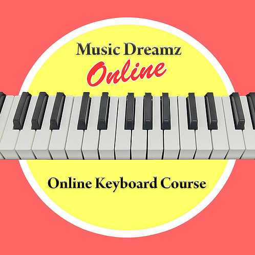Pop Keyboard Starter (Lesson 1 to 8)