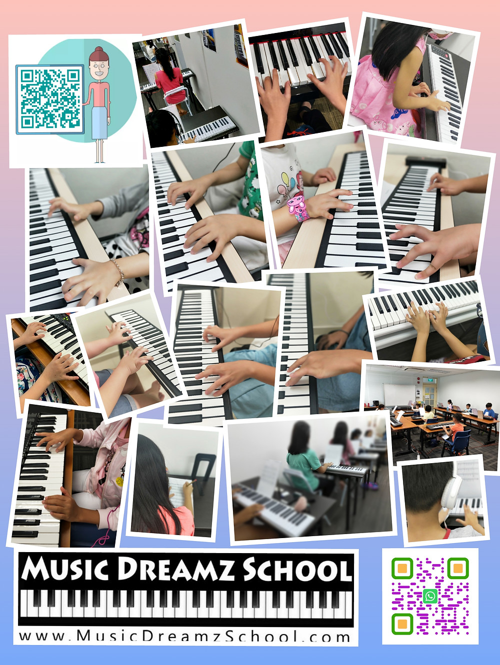 Fun With Keyboard Lessons For Children