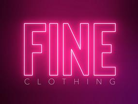 FINE CLOTHING