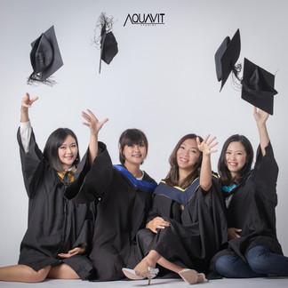 Aquavit Studios | Graduration