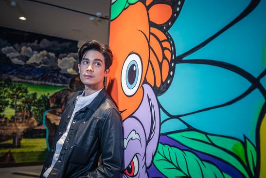 Sunny Suwanmethanont Thailand actor