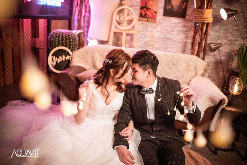 Aquavit Studios Pre Wedding