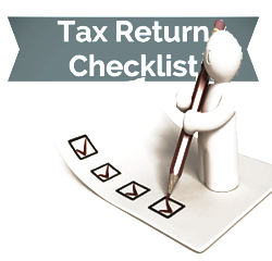 Tax Check List