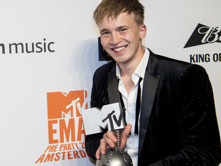 SNELLE GROTE WINNAAR MTV EMA BEST DUTCH ACT 2019