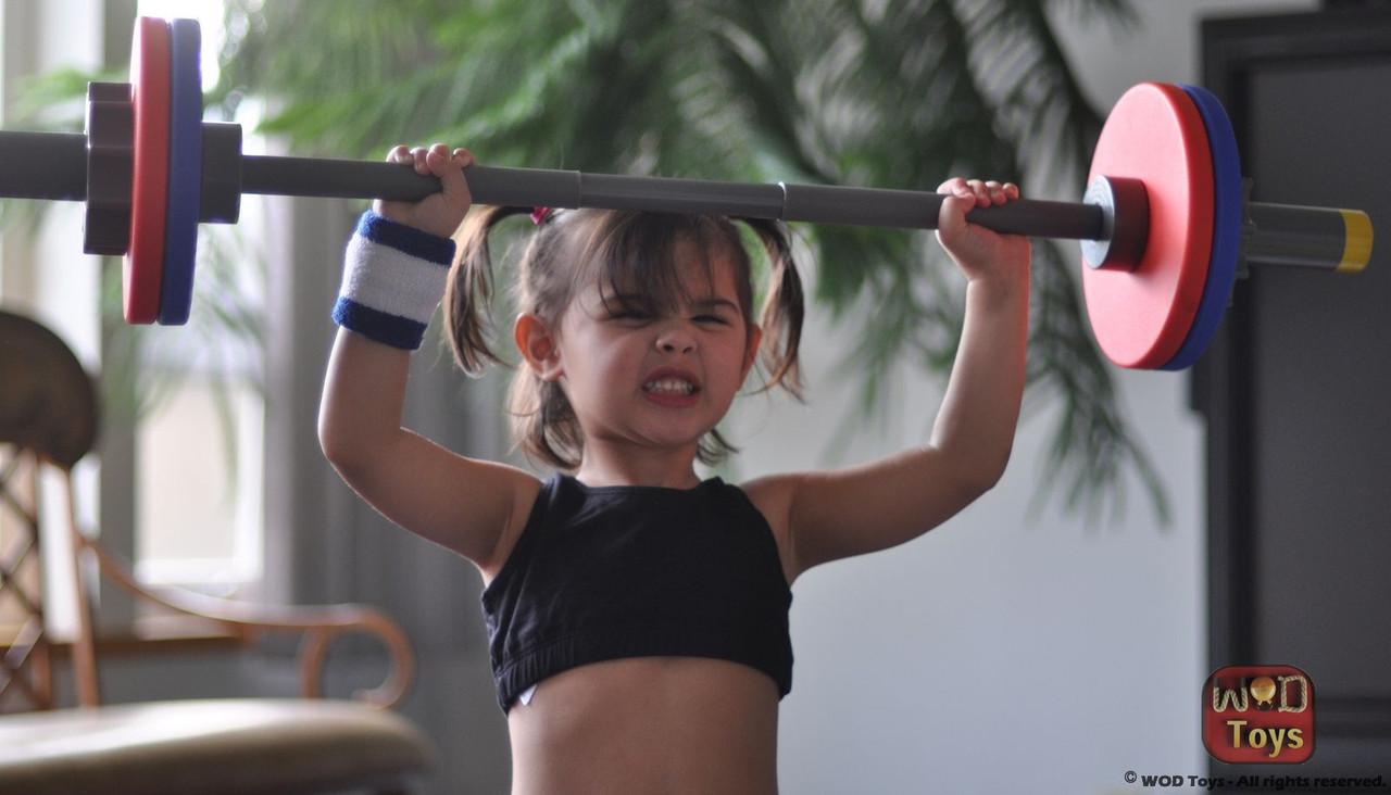 Little Kid Lifting