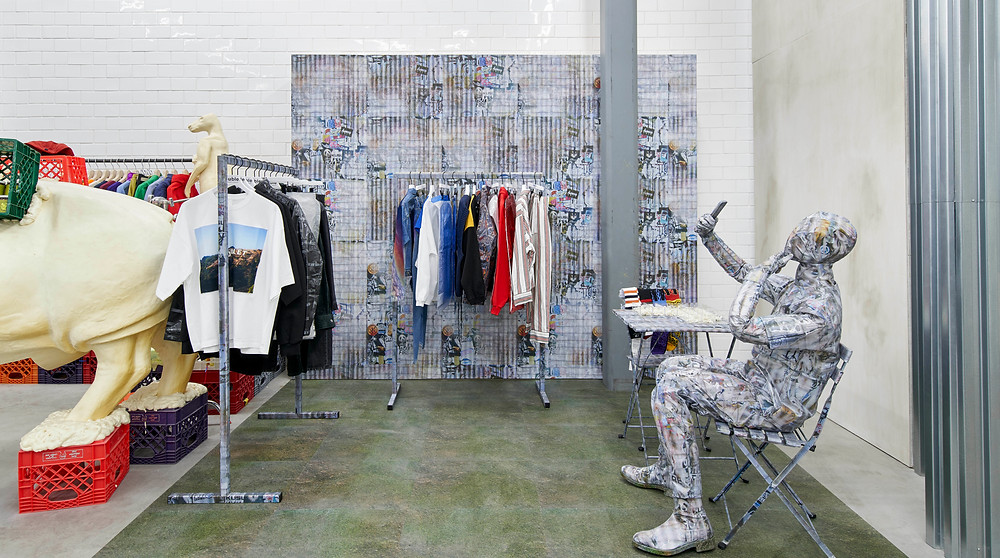 photo by Dover Street Market