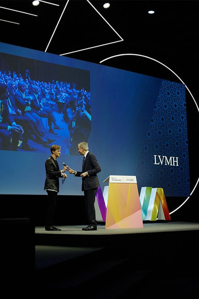 LVMH Touts Blockchain, Artificial Intelligence at VivaTechnology(BoF)