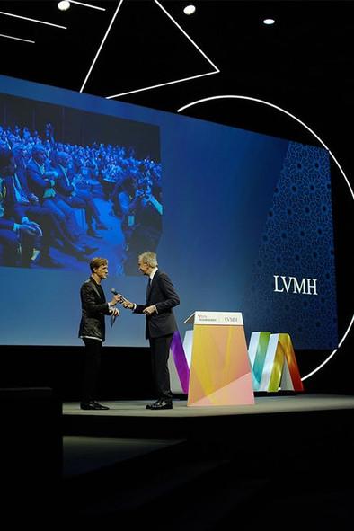 LVMH Touts Blockchain, Artificial Intelligence at VivaTechnology(BoF)