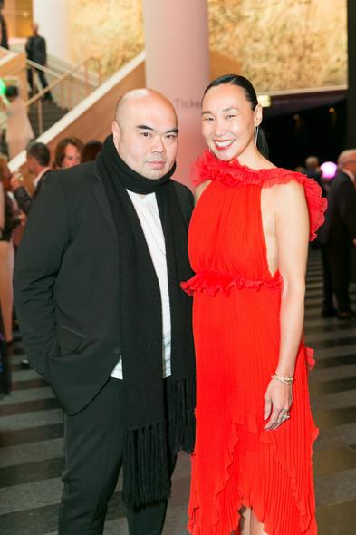 San Francisco's Art, Tech and Fashion Set Decks Out for SFMOMA Modern Ball (WWD)
