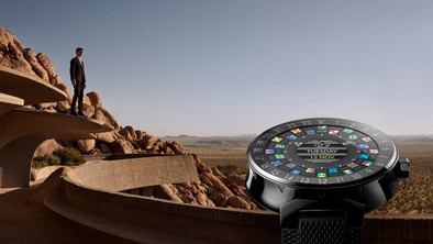 Louis Vuitton Tambour Horizon Smart Watches Are Officially Here!