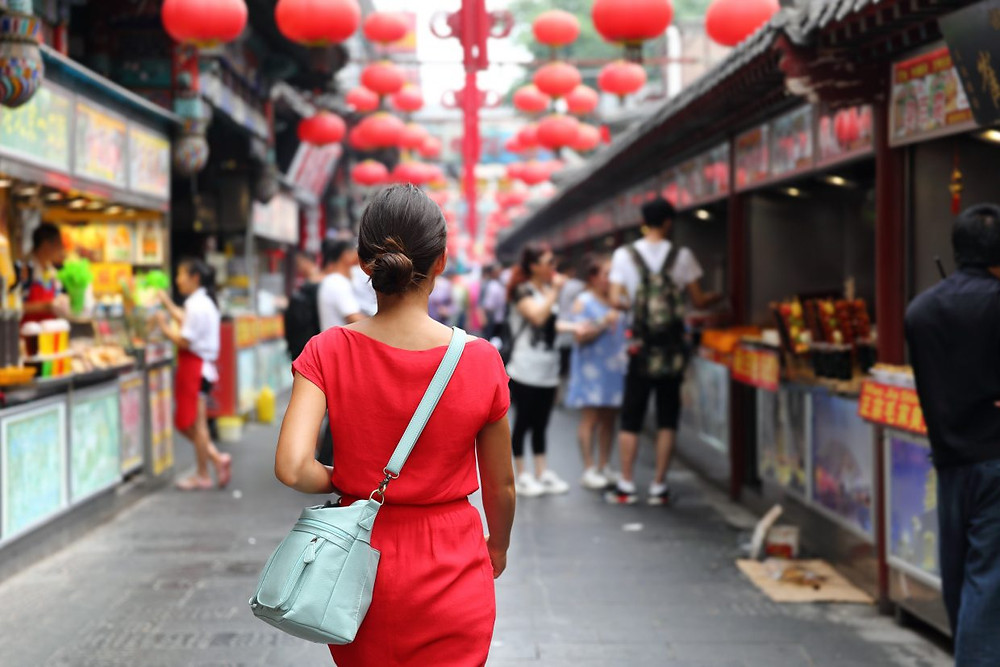 International luxury brands are increasingly partnering with shopping deal websites aimed at Chinese audiences, in part as a way of participating in China's Singles' Day and Double 12 shopping festivals. Photo courtesy: Shutterstock