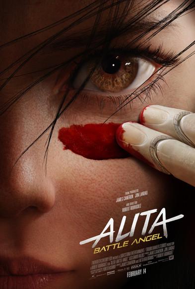 New Tech Movie: Alita: Battle Angel+Trailer, The Most Human Robot