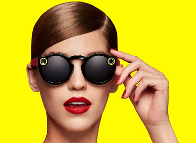 Snap is Developing A Second Version of Spectacles Which May Include AR (Tech Crunch)