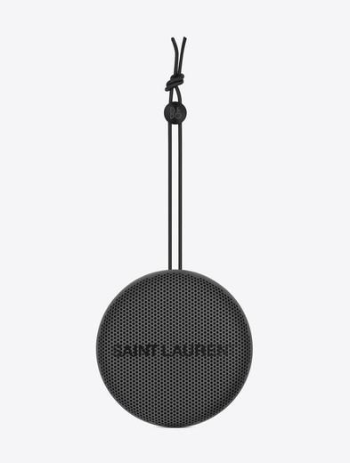Bang & Olufsen x Saint Laurent(Mashable)