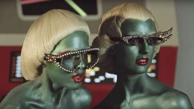 Gucci's Fashion and Tech Imagination Towards to STAR TREK