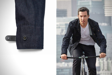 Levi's ✕ Google: Commuter Trucker Jacket