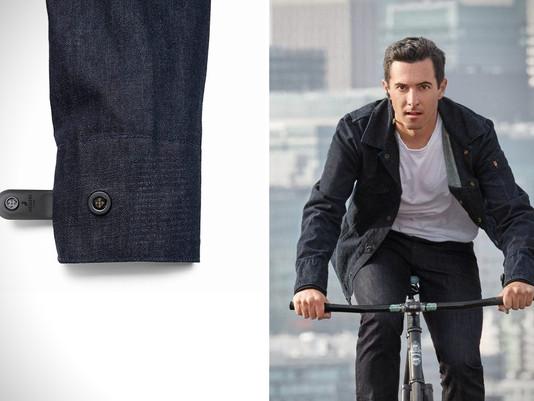 Levi's ✕ Google: Commuter Trucker Jacket
