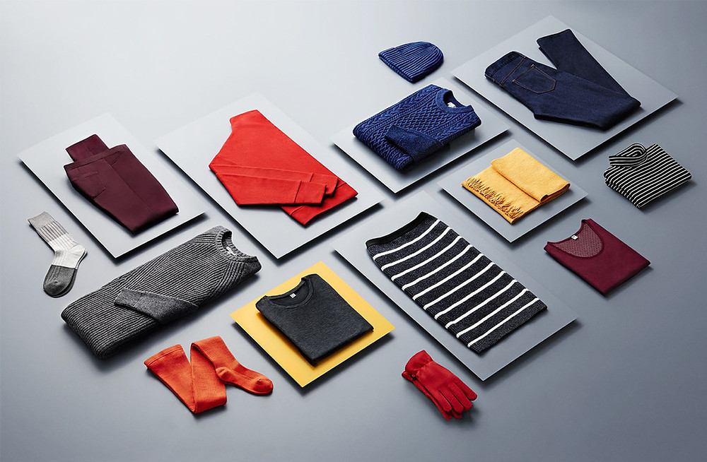 HeatTech products from Uniqlo, photo provided by Uniqlo