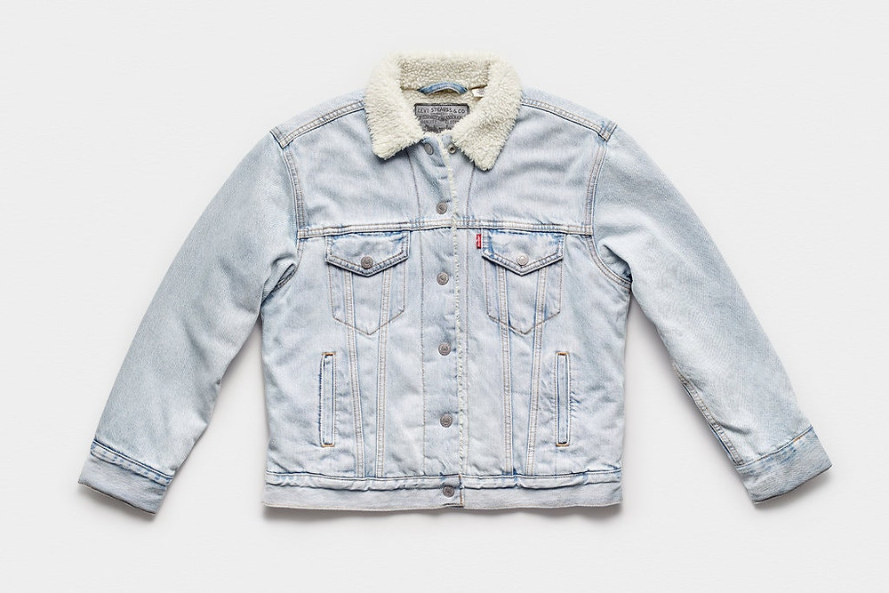 Levi's new trucker jacket with Jacquard by Google