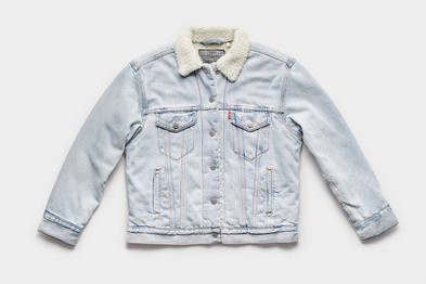 Can A Jean Jacket Revive Wearable Technology?(The New York Times)