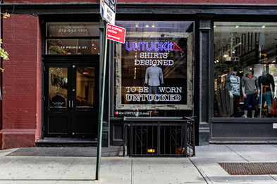 The Future Of Retail, Interview With UNTUCKit & Newstore