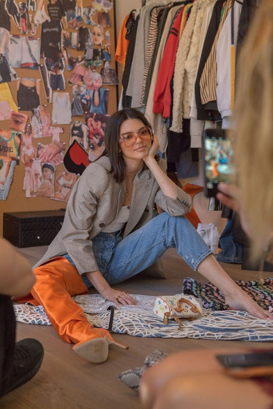 Google's New Fashion-Focused VR Series Takes You Inside Kendall Jenner's Closet (TechCrunch)