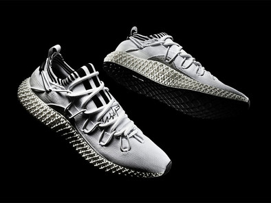 Y-3 RUNNER 4D II – Adidas Limited Edition 3D Printed Shoes By Yohji Yamamoto(WTVOX)