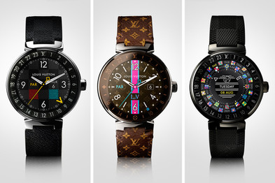 Get Ready for the New Louis Vuitton Smartwatch (The New York Times)