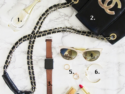 How To Style With Apple Watch...                  A Golden Out Day