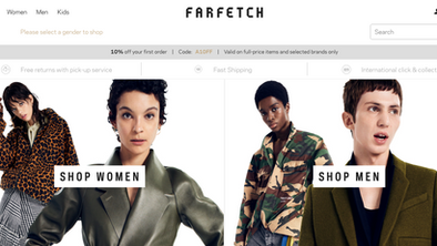 What Farfetch's IPO Filing Says About The $300 Billion Luxury Fashion Industry(Forbes)