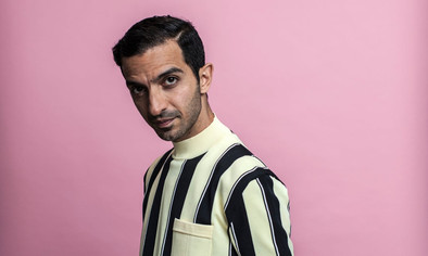 Imran Amed: Meet Fashion's Most Influential Man(The Guardian)