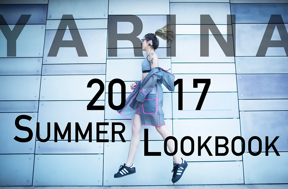 2017 summer lookbook by Yarina