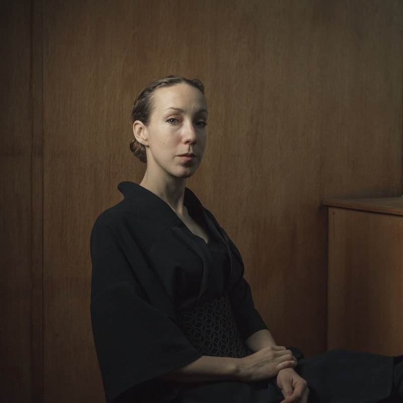Fashion designer Iris van Herpen, photo by Laura Stevens for The Washington Post