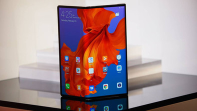 First Look At Huawei's Foldable 5G Phone, The Mate X(Forbes)