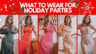 Holiday Party Outfit Ideas: This 5 Dresses From JJsHouse Will Make You Look Like a Queen!