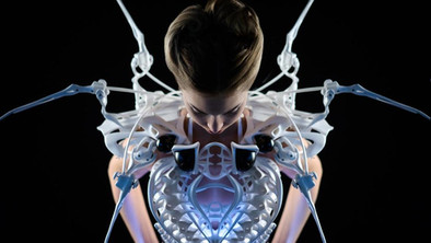 Look fly in a Spider Dress: The New Tech Style (The National)