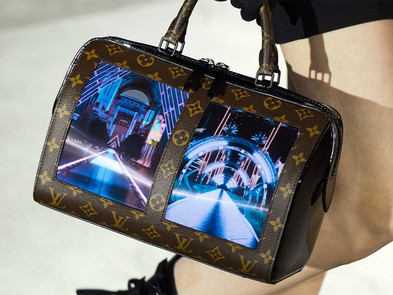 Louis Vuitton Handbags – Is This The Future of Luxury Fashion?(WTVOX)