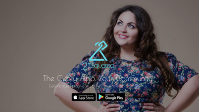 21 Squared App Promotes Body Positivity With Shopping Platform Dedicated To Curves