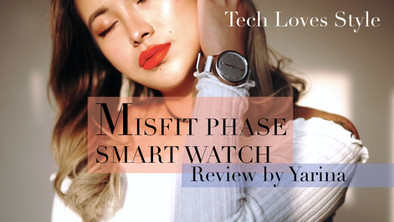 Misfit Phase Smartwatch Review By Yarina