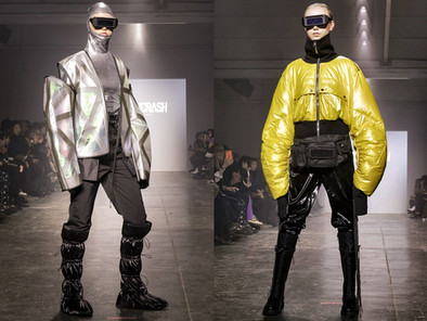 Seven Crash Presents The Future Of Urban Streetwear Fashion At NYFW(WTVOX)