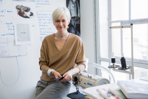 Suzanne Lee, chief creative officer of Modern Meadow | Source: Courtesy