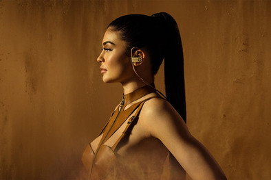 Balmain Collaborates With Beats Features Kylie Jenner (VOGUE)