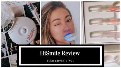 How I Whiten My Teeth in 2020? HiSmile Teeth Whitening Kit Review