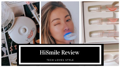 How I Whiten My Teeth in 2020? HiSmile Teeth Whitening Kit Review