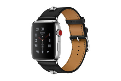 Apple Reveals Its New Collaborative Series 3 Watch with Hermès (Hypebeast)