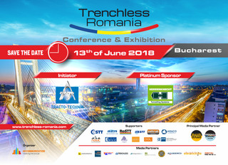 Trenchless Romania Conference&Exhibition 2018 3rd Edition