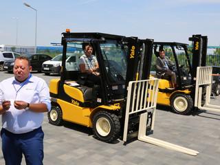 Vectra Eurolift Service: Wokshop despre baterii de tractiune NexSys si sisteme Forklift Safety de ev
