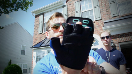Bart and Scott and the Selfie Glove