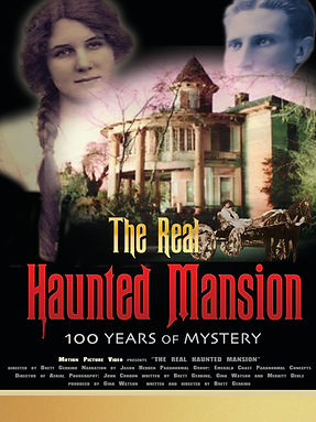 The Real Haunted Mansion, Documentary, Film, Horor, Haunted House, dark house movie