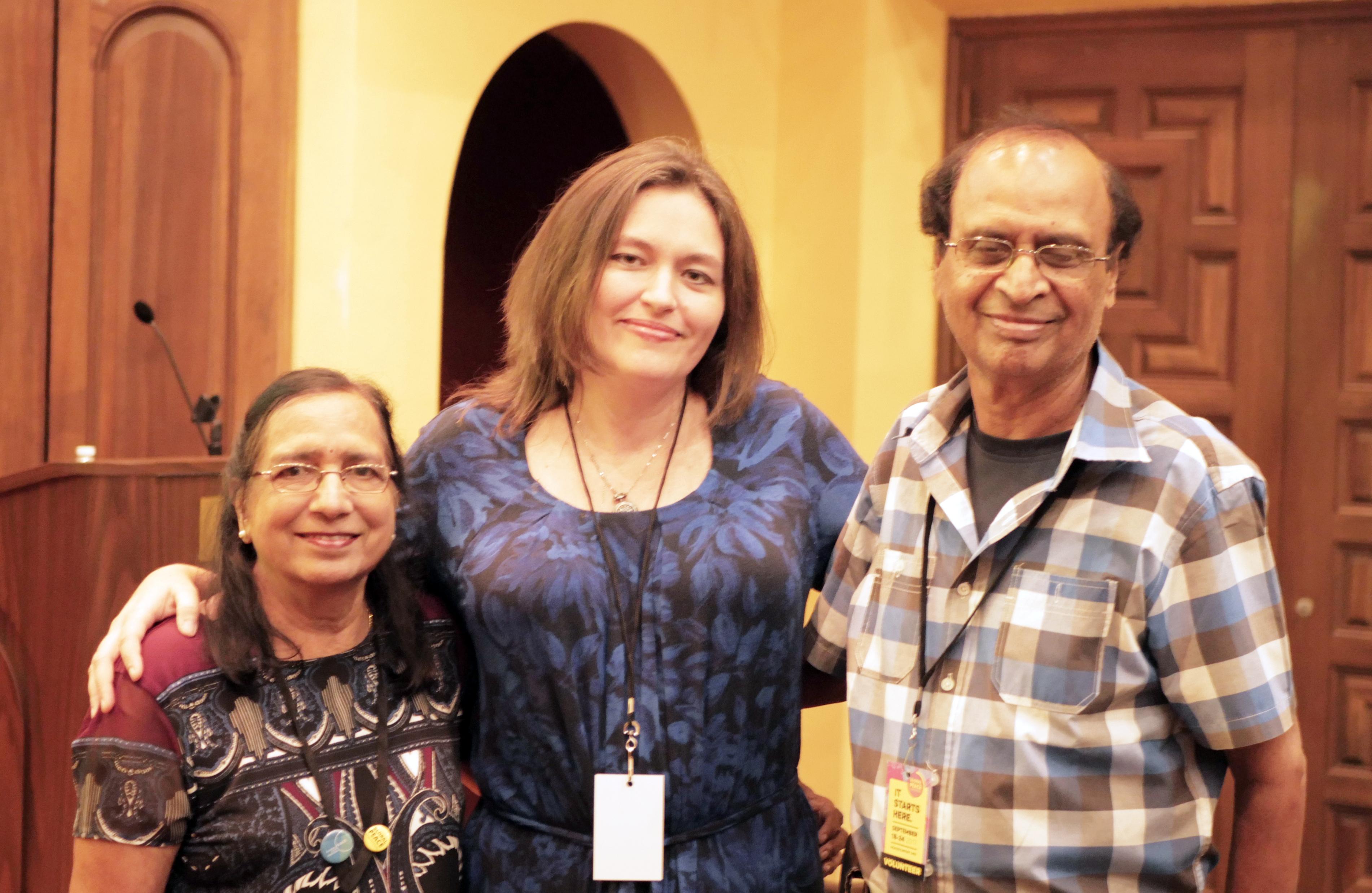 Gina Watson and Guests